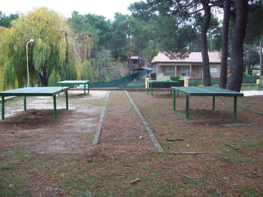 Mesas de ping pon